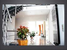 Bild Beispiel Flur Eingang mit Spanndecke CILING Produktwelt