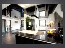 Bild Beispiel Küche mit Spanndecke CILING Produktwelt
