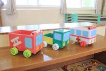 消防車、トラック、救急車