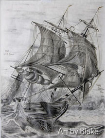 'Remember the Maine', by Blake
