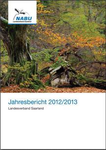 Nabu Saarland Jahresbericht 2012/2013