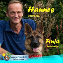Hannes (Altwolf :)