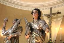 S.Cosma&Damiano, protettori di Acciarello (Villa S.Giovann) R.C.