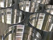 加工製品サンプル 鏡筒