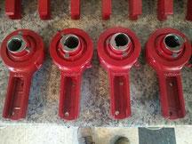 A.T. Ferrell Clipper Parts