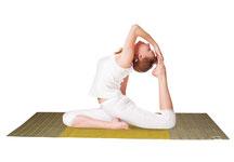 Ayurvastram Yoga-Matte