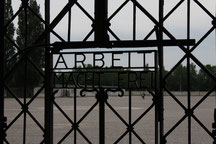 Rundgang in der Gedenkstätte des ehemaligen Konzentrationslager Dachau