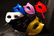 マスク 6色です
