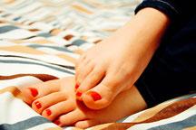 Fußpflege / Pediküre