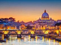 Neapel die Stadt am Ende Italiens