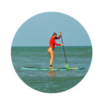 Aluguel de stand up paddle boards SUP