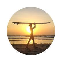 Aluguel de pranchas de surf