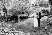 Brautparshooting vor dem Amt in Schafflund