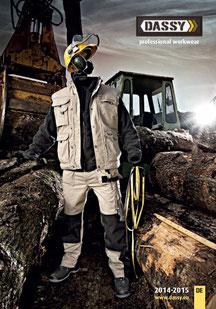 Katalog Dassy Arbeitsbekleidung