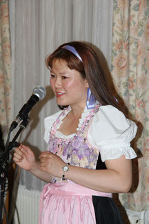 Hana Fabry Jodlerin