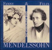 CD Die Geschwister Mendelssohn