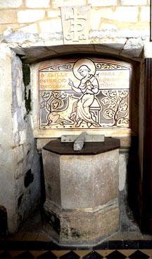 Eglise St-Gilles- Le Cardonnois