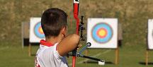 BSC Arcus Guntramsdorf Jugendlicher Bogenschütze Jugendmitgliedschaft