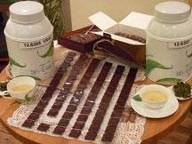 Expérience 2 thès Chocolat Pierre Marcolini