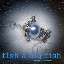 Anhänger Fisch Zwischenteile