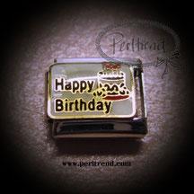 Charm Schmuck Geburtstag