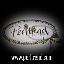 Silber Perlen einfach www.perltrend.com