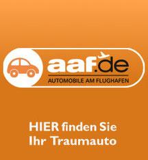 "Grafik: aaf.de-Gebrauchtwagen: preiswerte Top Autos in Hamburg Norderstedt"""