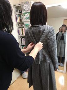 石川県金沢市 骨格診断