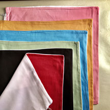 Druckatelier46 Mülchi/Bern - Kissenhüllen farbig mit Fotodruck