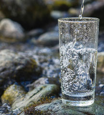 vitalisiertes Wasser