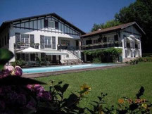 4.1 km: Habitación de huéspedes Golf et mer en San Juan de Luz.
