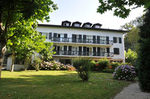 2.0 km: Pont d'Ascain Hotel