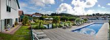 6.3 km : Hotel DONIBANE en San Juan de Luz