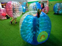 schloss holte stukenbrock-bubblesoccer-bubble-soccer-kindergeburtstag