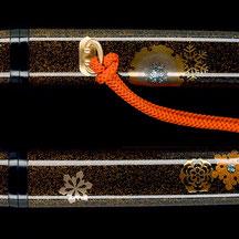 刀装具の撮像(拵え・鐔の撮影)