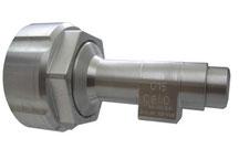 Auslaufhahn für IBC-container  D=15mm Aluminium