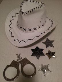 Cowboyhut, Fr. 7.-