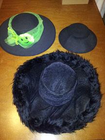 Hüte Fr. 3.- / 5.-