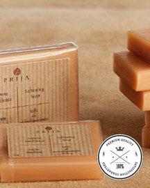 seife - prija - pflanzenseife - sandelholz