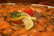 Graved Lachs Baumüllers Fischhof