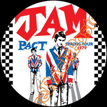 Paul Weller, the jam, jam poster