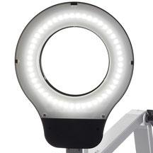 LED Ringlicht der LED Lupenlampe