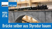 Eisenbahnbrücke selber bauen