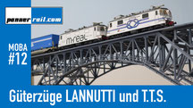 """Güterzüge """"Lannutti"""" und """"T.T.S."""""""