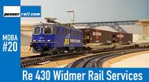 Re 430 Widmer Rail Services