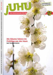 jUHU Seniorenmagazin 36