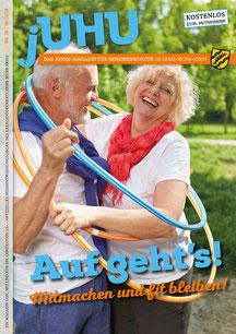 jUHU Seniorenmagazin 38
