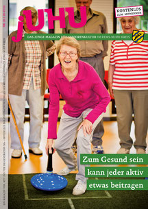 jUHU Seniorenmagazin Ausgabe 25