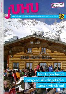 jUHU Seniorenmagazin Ausgabe 28