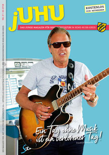jUHU Seniorenmagazin 37